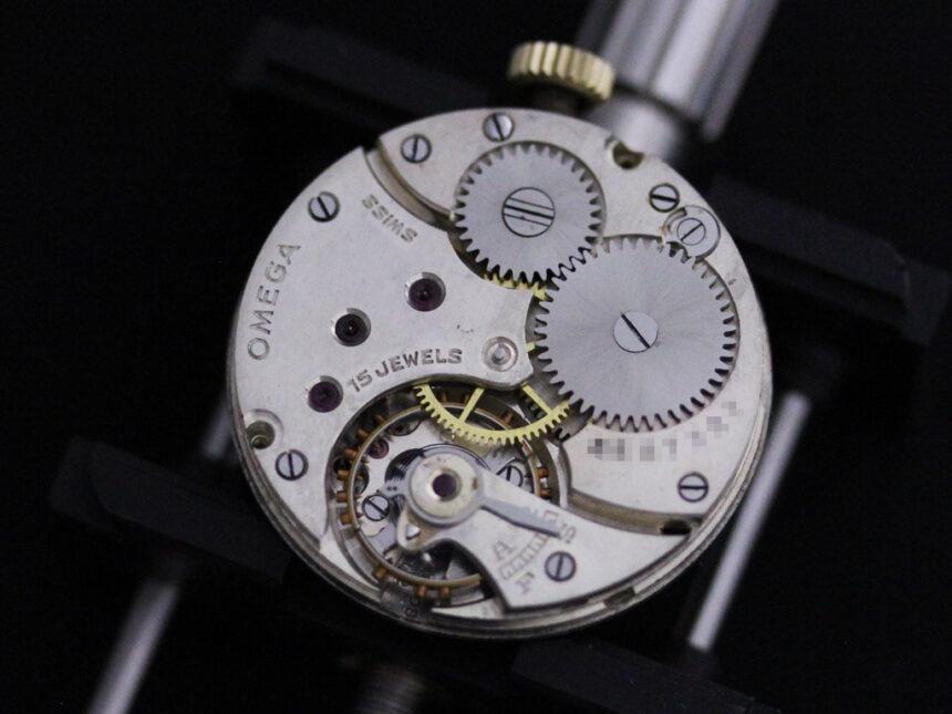 オメガのアンティーク腕時計-W1401-23