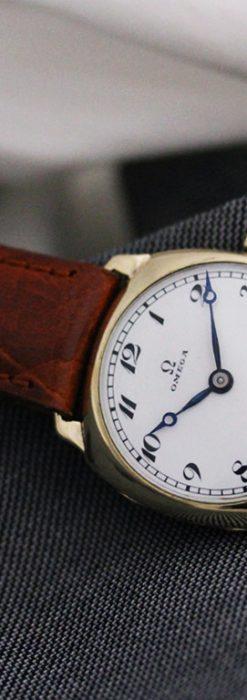 オメガのアンティーク腕時計-W1401-4
