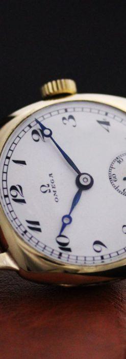 オメガのアンティーク腕時計-W1401-5