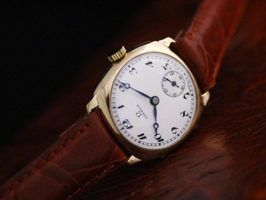 オメガのアンティーク腕時計-W1401-6
