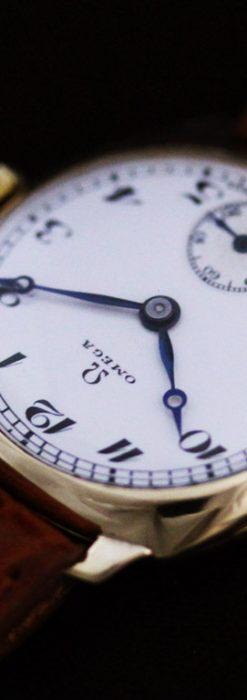 オメガのアンティーク腕時計-W1401-8