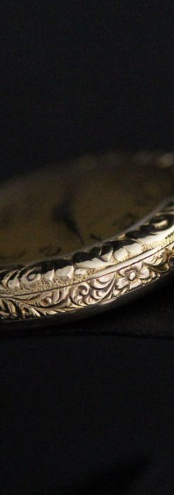 エルジンのアンティーク腕時計-W1402-12