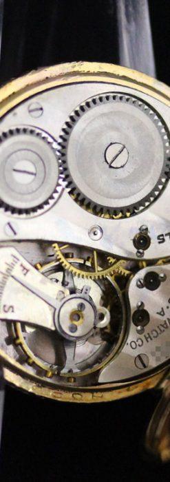 エルジンのアンティーク腕時計-W1402-18