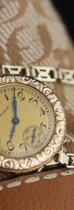 エルジンのアンティーク腕時計-W1402-2