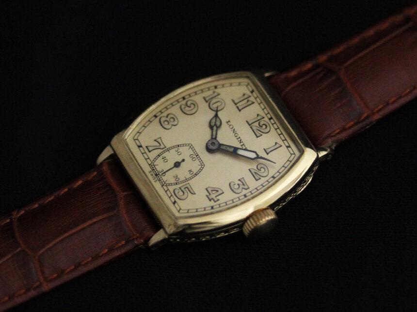 ロンジンのアンティーク腕時計-W1403-10