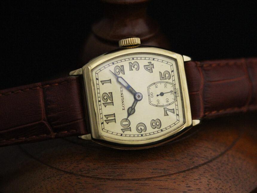 ロンジンのアンティーク腕時計-W1403-12