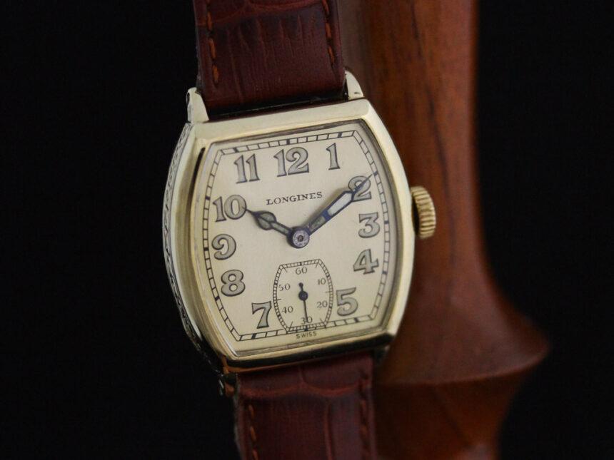 ロンジンのアンティーク腕時計-W1403-14