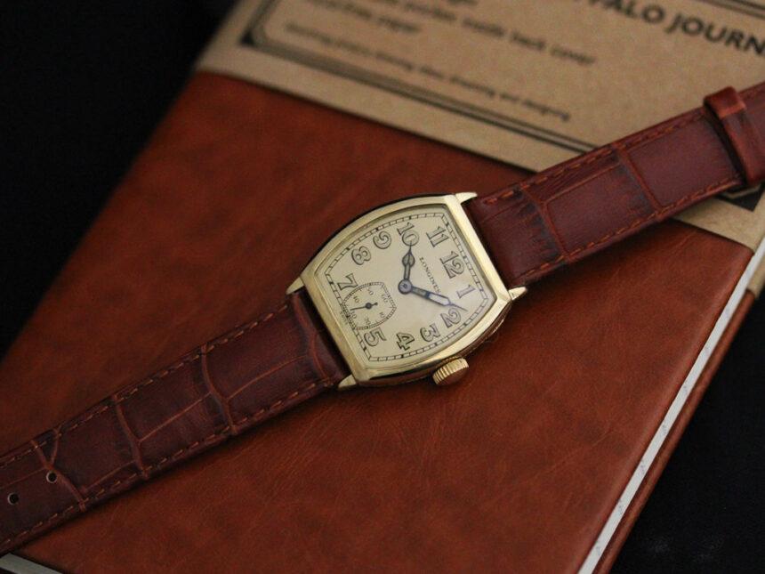 ロンジンのアンティーク腕時計-W1403-15