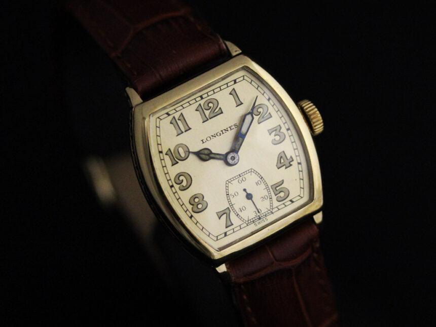 ロンジンのアンティーク腕時計-W1403-16