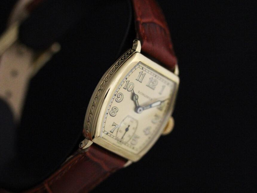 ロンジンのアンティーク腕時計-W1403-17