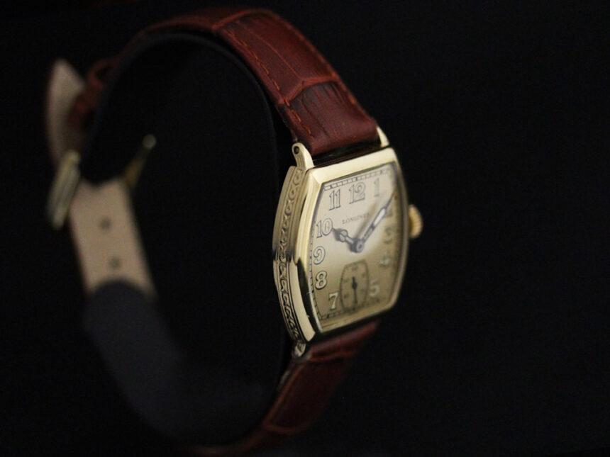 ロンジンのアンティーク腕時計-W1403-18