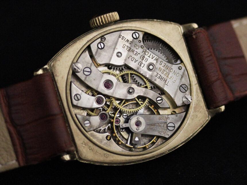 ロンジンのアンティーク腕時計-W1403-22