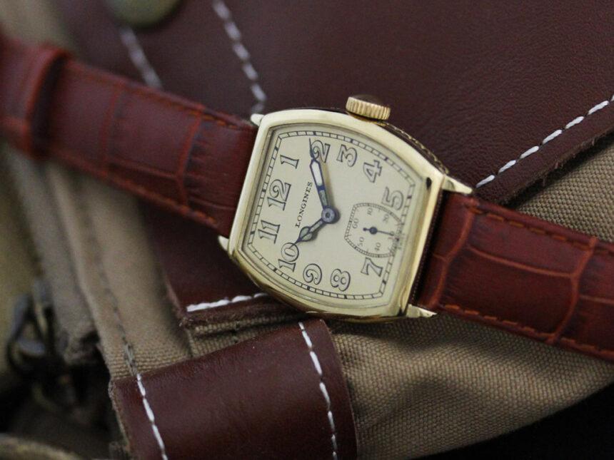 ロンジンのアンティーク腕時計-W1403-3