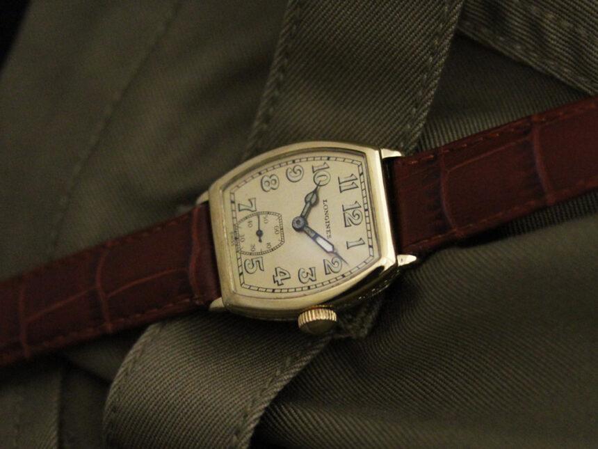 ロンジンのアンティーク腕時計-W1403-4