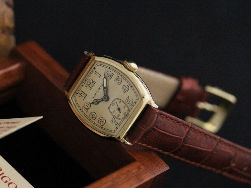 ロンジンのアンティーク腕時計-W1403-5