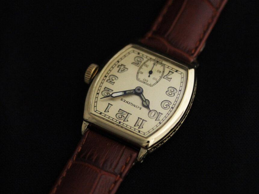 ロンジンのアンティーク腕時計-W1403-9