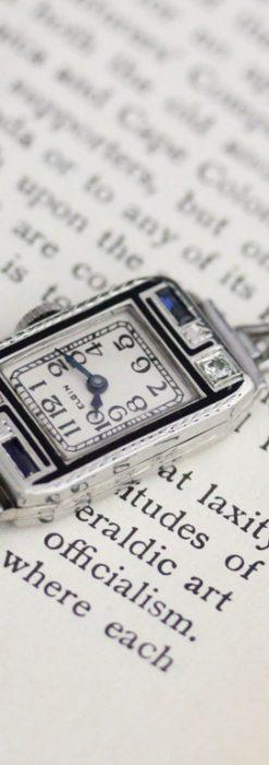エルジンのアンティーク腕時計-W1404-2