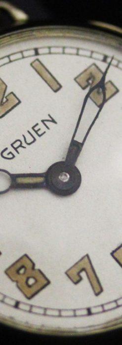 グリュエンのアンティーク腕時計-W1405-10