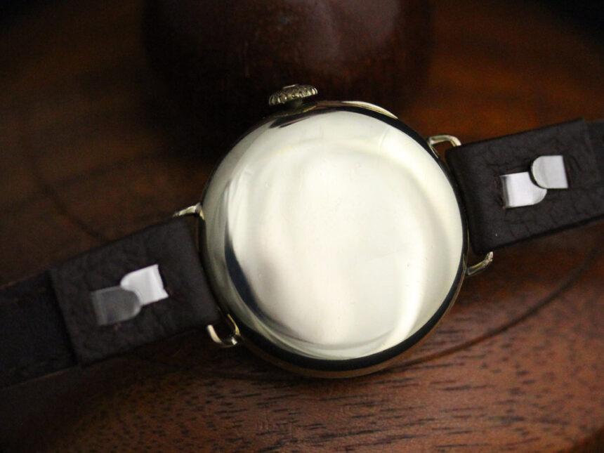 グリュエンのアンティーク腕時計-W1405-14