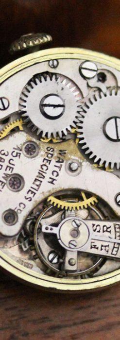 グリュエンのアンティーク腕時計-W1405-16