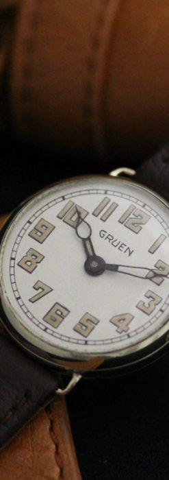 グリュエンのアンティーク腕時計-W1405-3