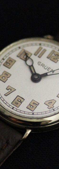 グリュエンのアンティーク腕時計-W1405-8