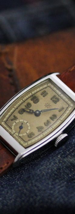 ユンハンスのアンティーク腕時計-W1406-1