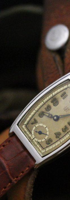 ユンハンスのアンティーク腕時計-W1406-2