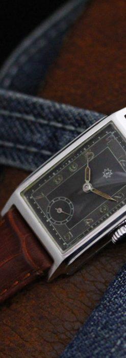 ユンハンスのアンティーク腕時計-W1407-1
