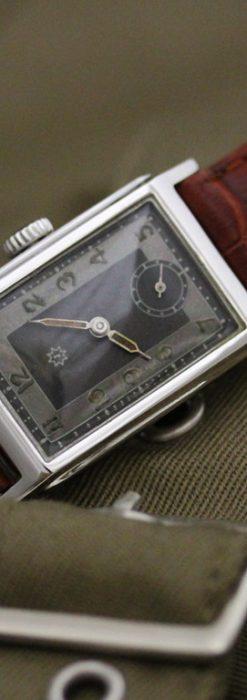 ユンハンスのアンティーク腕時計-W1407-2
