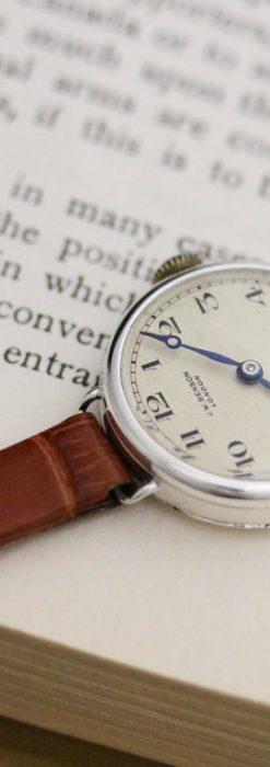 ベンソンのアンティーク腕時計-W1409-2
