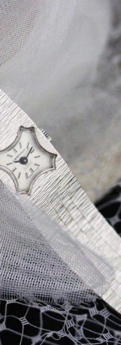 ベンソンのアンティーク腕時計-W1410-1