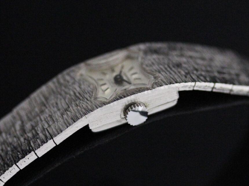 ベンソンのアンティーク腕時計-W1410-10