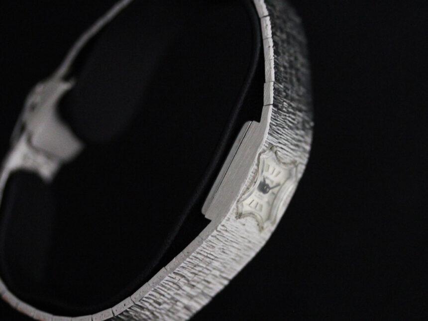 ベンソンのアンティーク腕時計-W1410-11