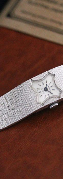 ベンソンのアンティーク腕時計-W1410-12