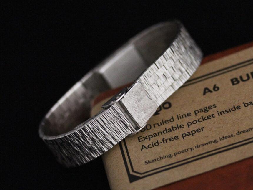 ベンソンのアンティーク腕時計-W1410-13