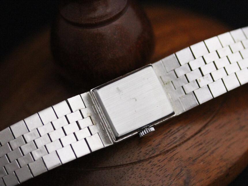 ベンソンのアンティーク腕時計-W1410-15