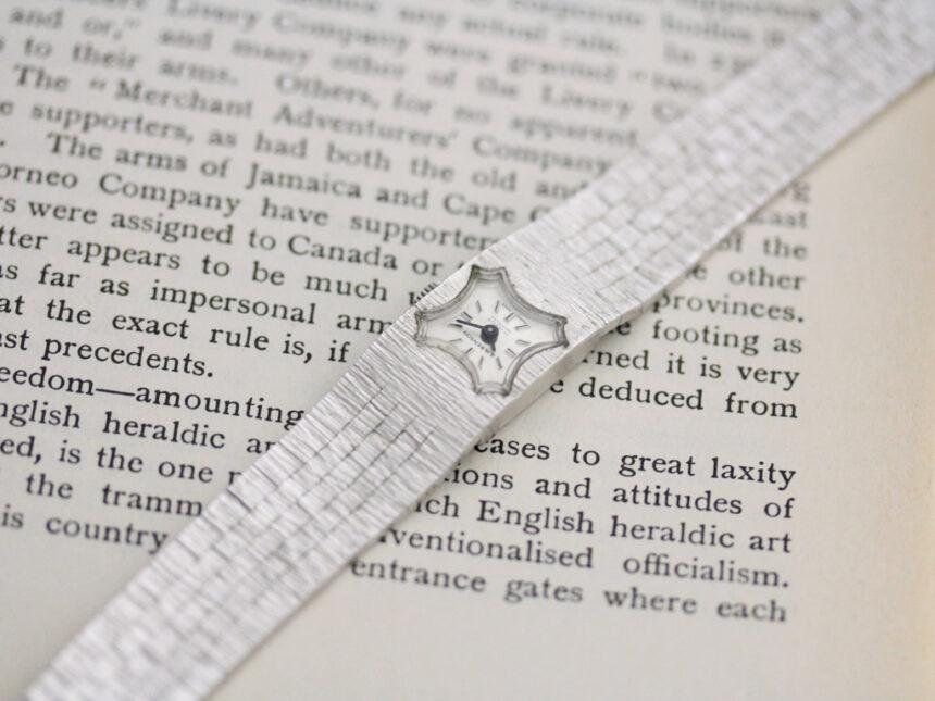 ベンソンのアンティーク腕時計-W1410-4