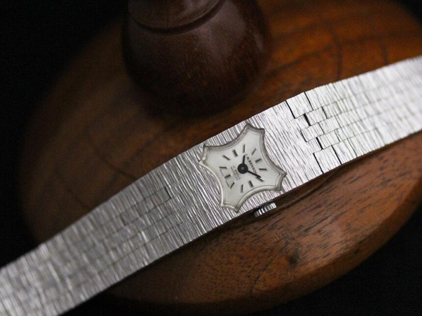 ベンソンのアンティーク腕時計-W1410-6
