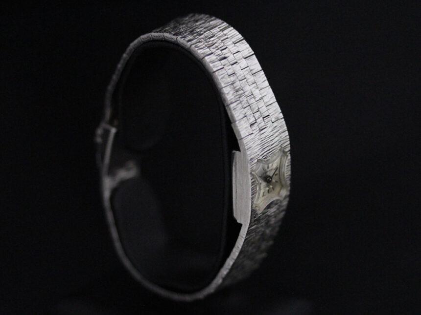 ベンソンのアンティーク腕時計-W1410-9