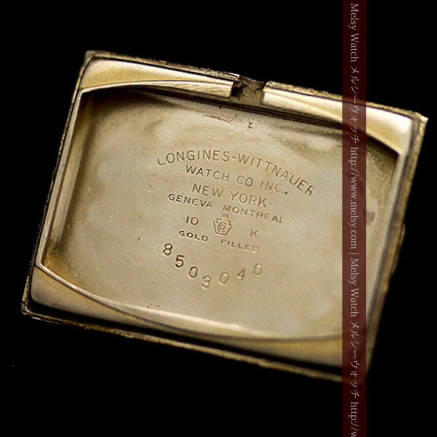 ロンジンのアンティーク腕時計-W1167-13