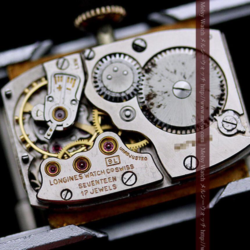 ロンジンのアンティーク腕時計-W1167-14