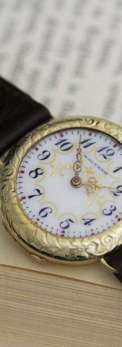 ウォルサムのアンティーク腕時計-W1244-1