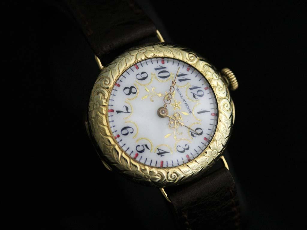 ウォルサムのアンティーク腕時計-W1244-10