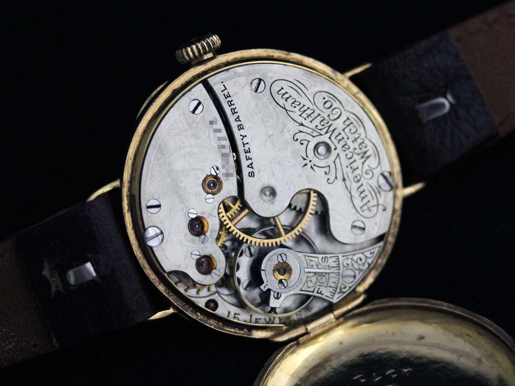 ウォルサムのアンティーク腕時計-W1244-15