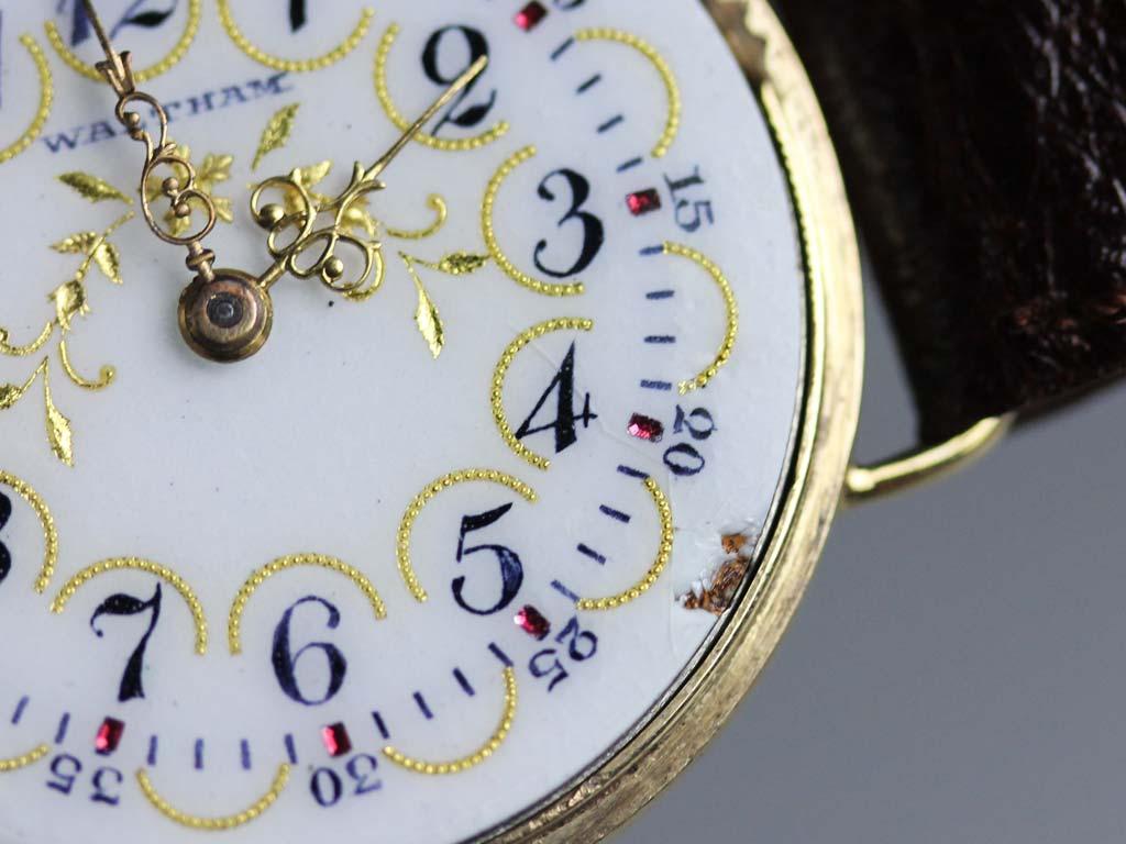 ウォルサムのアンティーク腕時計-W1244-16