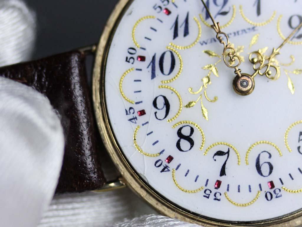 ウォルサムのアンティーク腕時計-W1244-17