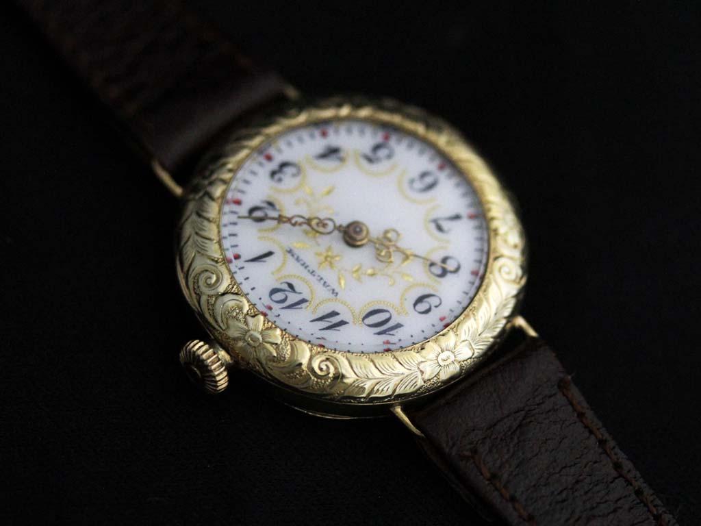 ウォルサムのアンティーク腕時計-W1244-3