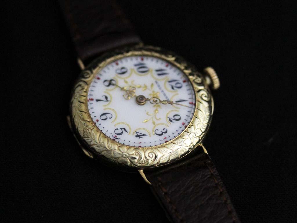 ウォルサムのアンティーク腕時計-W1244-4