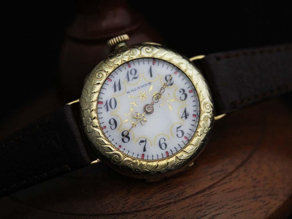 ウォルサムのアンティーク腕時計-W1244-5